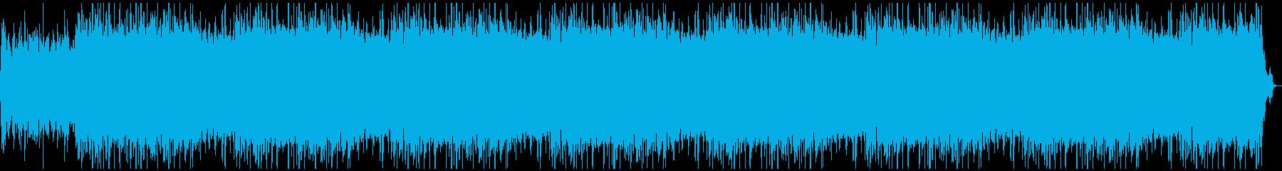 ハロウィン、ゴシック、ファンタジー魔法Lの再生済みの波形