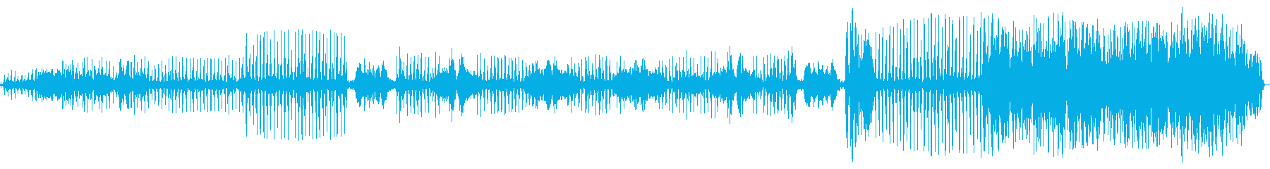 ラジオスキャン2の再生済みの波形