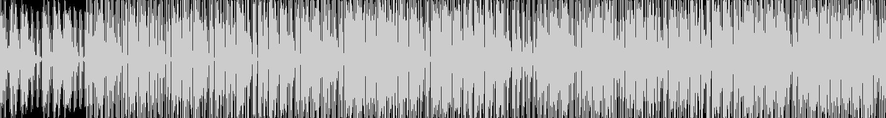 ある穏やかな週末(LOOP対応)の未再生の波形