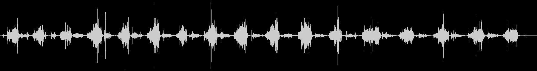 ハンドプレーン:ロングパスオーバー...の未再生の波形