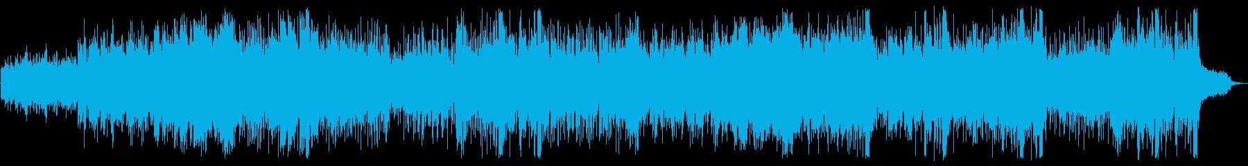 エアリアル センチメンタル 感情的...の再生済みの波形
