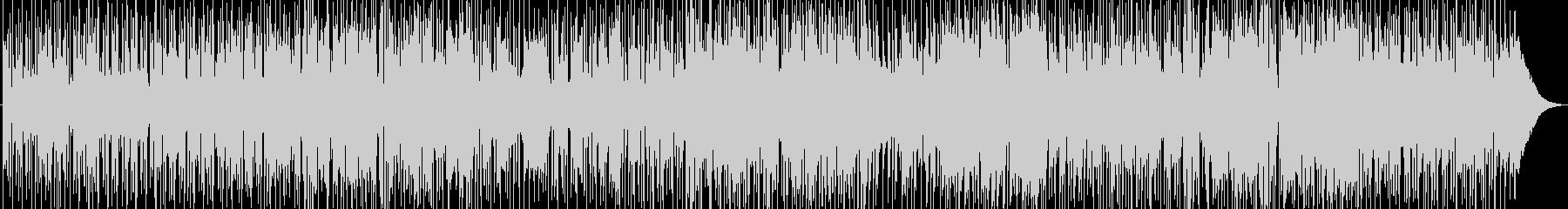 モノクロノユメの未再生の波形