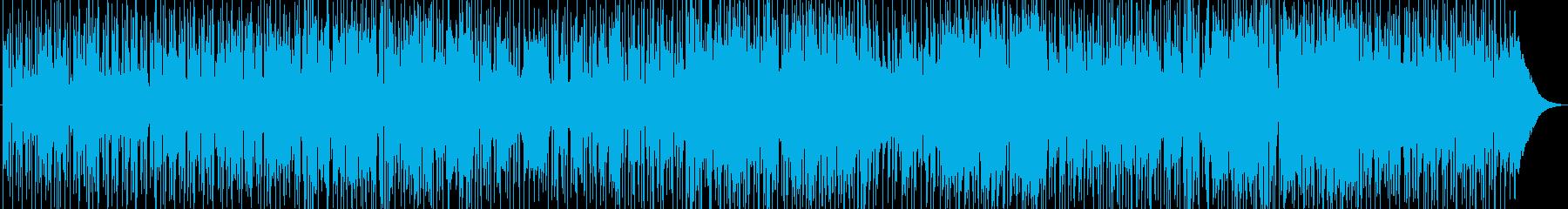 モノクロノユメの再生済みの波形