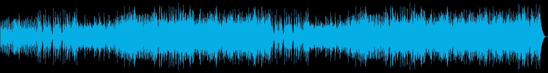 エネルギッシュな太鼓、ティンパニ、...の再生済みの波形