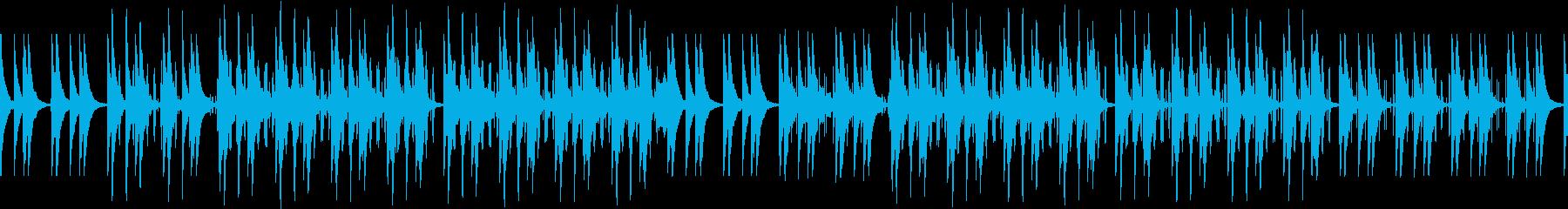 エンディング・感動的・映画風・ピアノの再生済みの波形