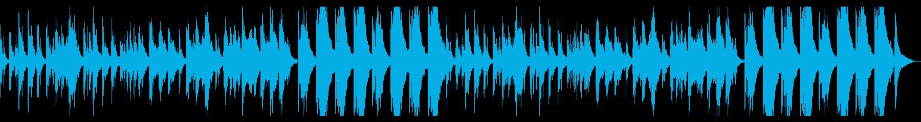 Sakurachiruの再生済みの波形