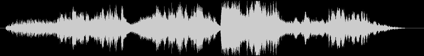 ホルスト「惑星」より木星(ジュピター)の未再生の波形