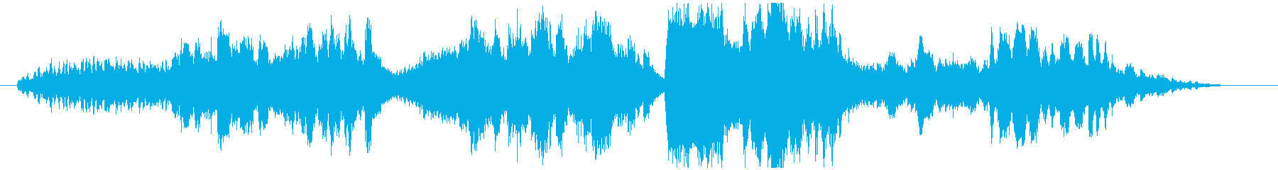 ホルスト「惑星」より木星(ジュピター)の再生済みの波形