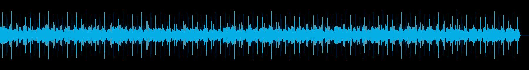 穏やか・神秘的・リラックス・チルアウトの再生済みの波形