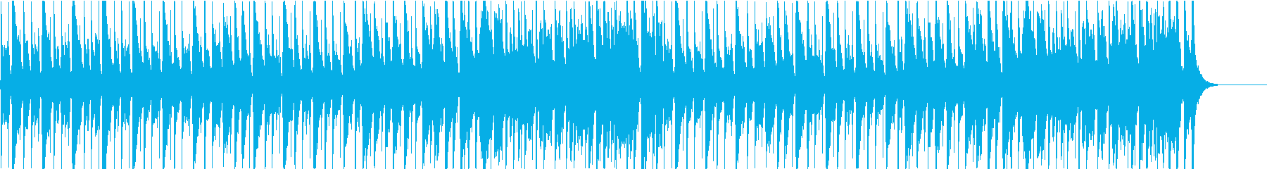Orchestra tango with a sense of fun's reproduced waveform