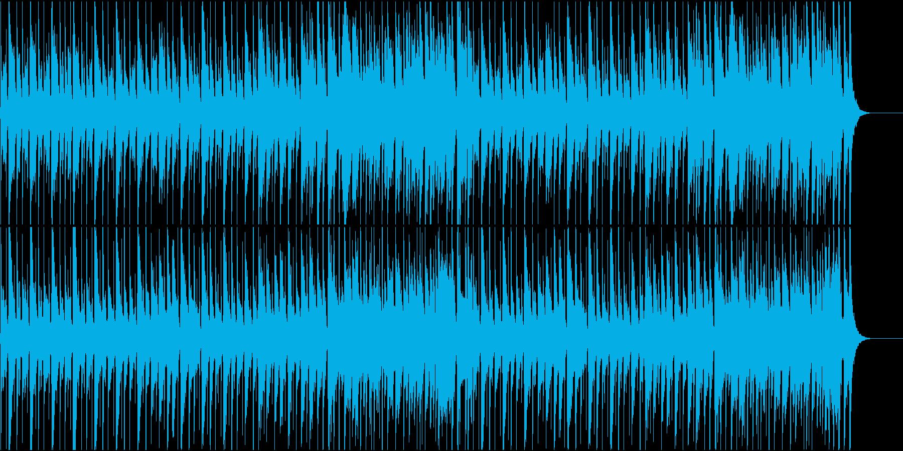哀愁にも遊び心が漂うオーケストラタンゴの再生済みの波形