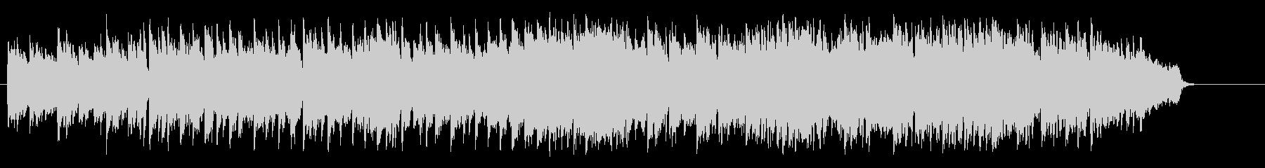 感動的なバラード/ブライダルの未再生の波形