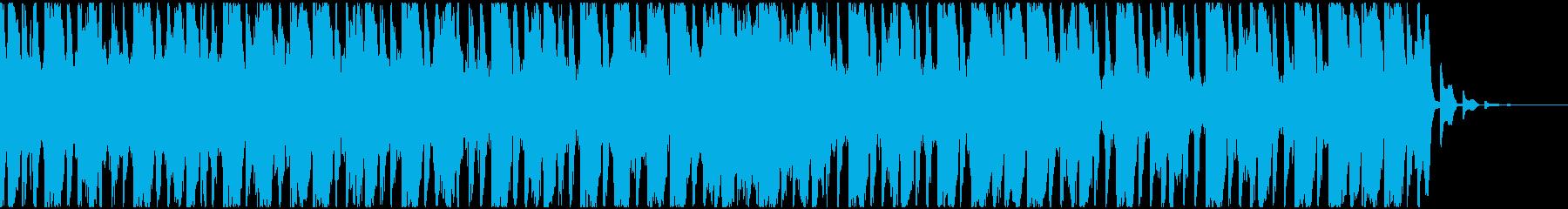 【EDM】トランス、ジングル3の再生済みの波形