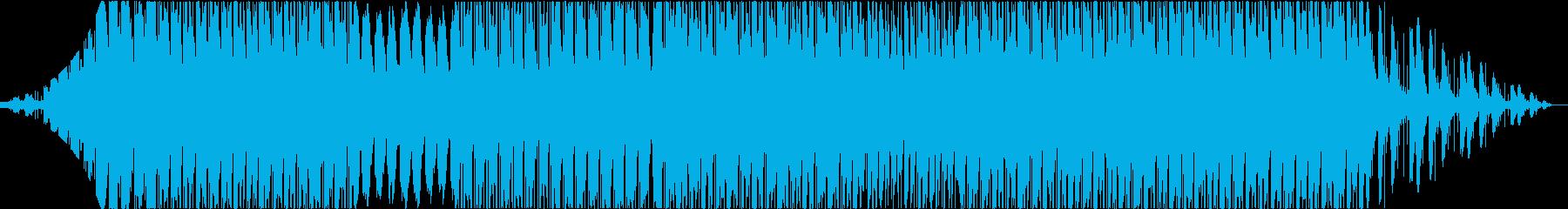 Lofi・花・リラックス・VLOGに最適の再生済みの波形