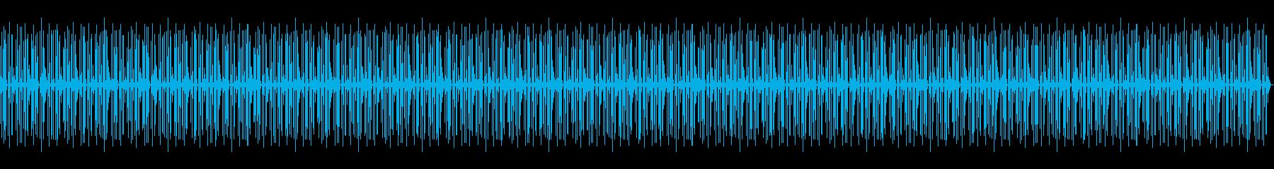 知育・番組・パズル・日常ピアノ35Lの再生済みの波形