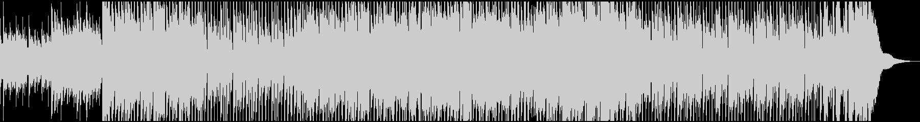 アコースティックポップ楽器。屈託の...の未再生の波形