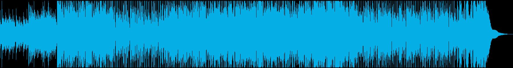アコースティックポップ楽器。屈託の...の再生済みの波形