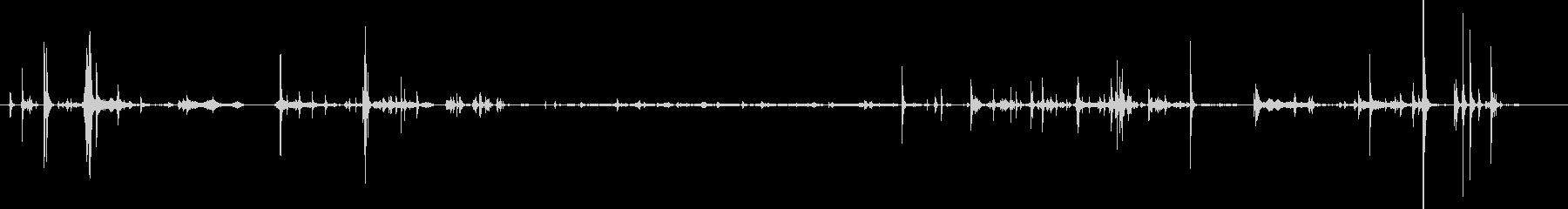 ビューロー、ロールトップ、オープニ...の未再生の波形