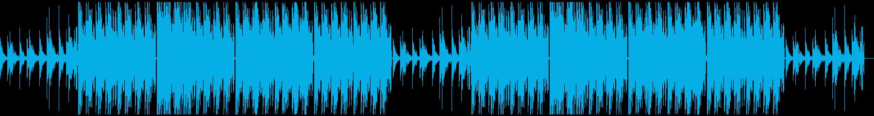 【チル】ゆったりとしたBGM・12の再生済みの波形