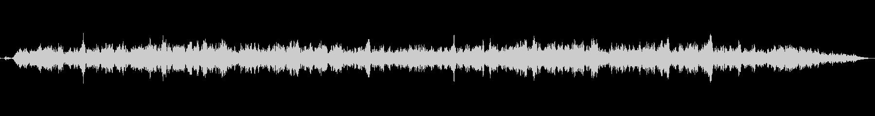 アヴェマリア・鳥の声とヒーリング曲2の未再生の波形