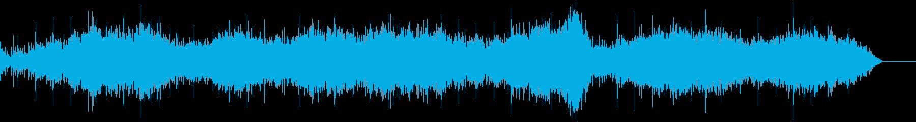 動画 サスペンス 繰り返しの アン...の再生済みの波形