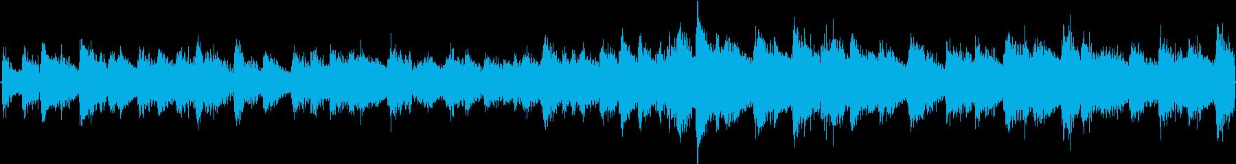 ジャズ系の曲で、着信音などに適していますの再生済みの波形