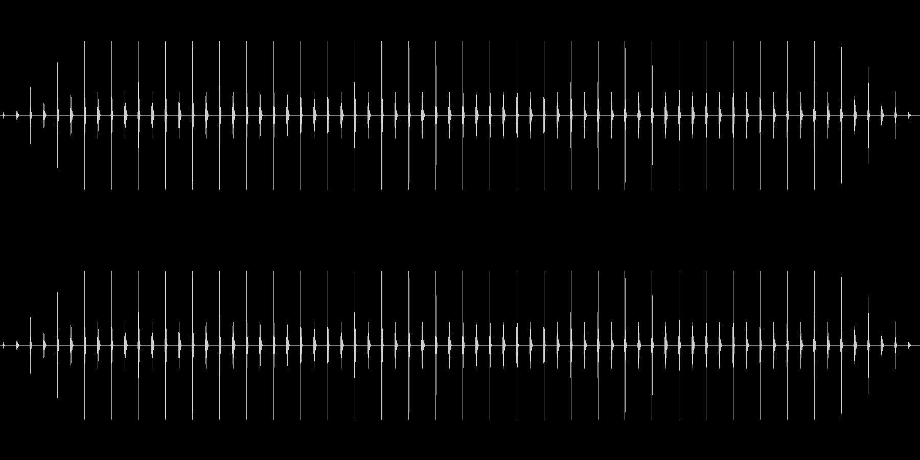 時計 ticktock_6-1_dryの未再生の波形