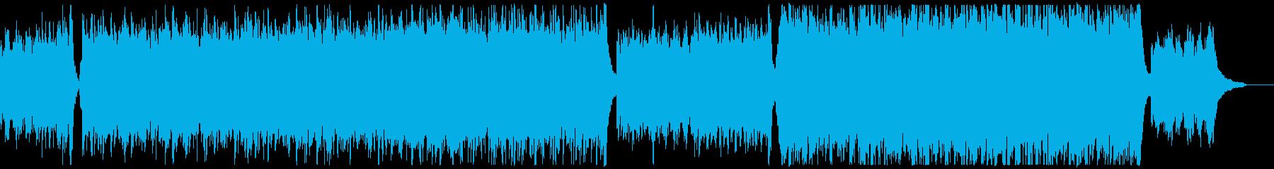 雄大シネマティックピアノ:フル1回の再生済みの波形