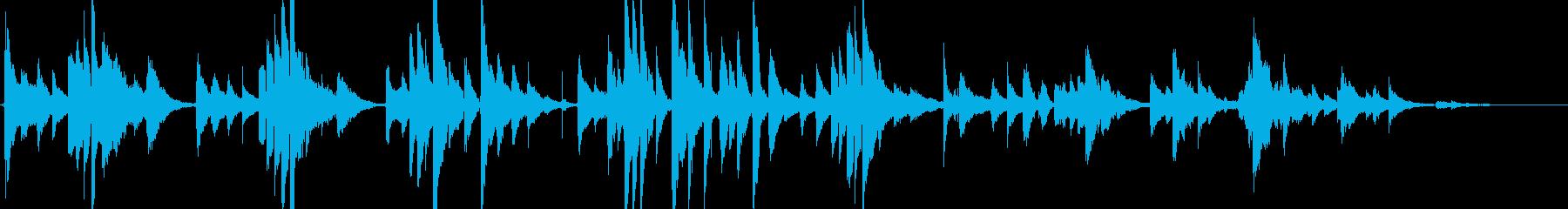 癒しのクラシックギター/朝/生演奏の再生済みの波形