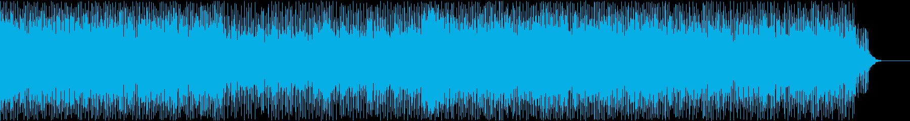 推理・謎解き・探偵・怪盗・サスペンスの再生済みの波形