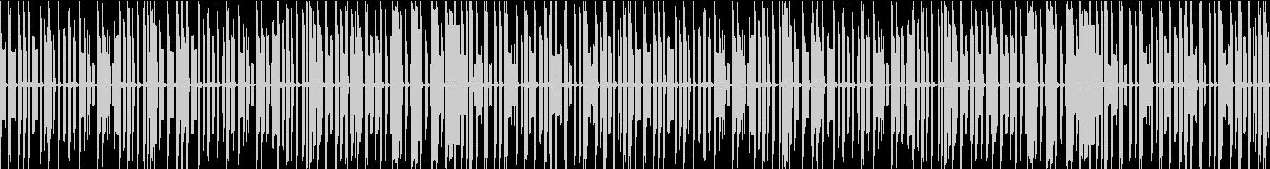 FC風ループ 日常の隙間からの未再生の波形