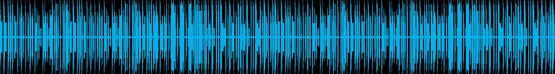 FC風ループ 日常の隙間からの再生済みの波形