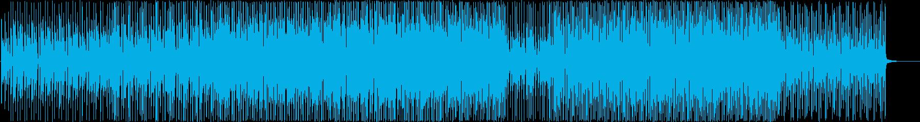 Latin 楽しげ お洒落 エキゾ...の再生済みの波形