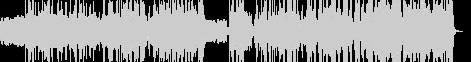 ダークで無機質なヒップホップ・ギター有の未再生の波形