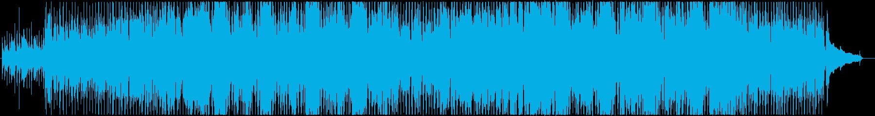 かみさまの再生済みの波形