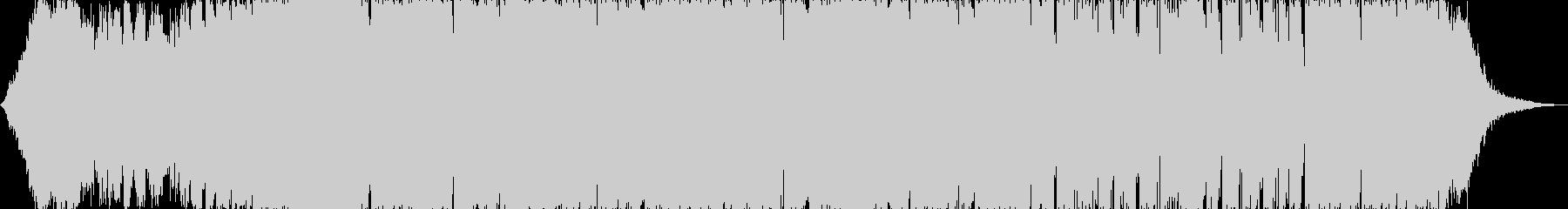 爽やか・キラキラ・感疾走ドラムンベースCの未再生の波形