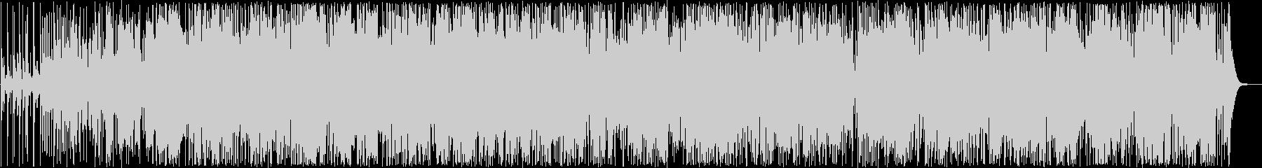明るくゆったりトランペットシンセサウンドの未再生の波形