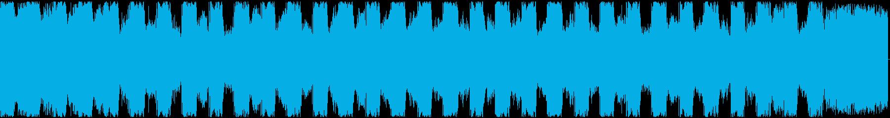 【フューチャーベース】ロング2ジングル4の再生済みの波形