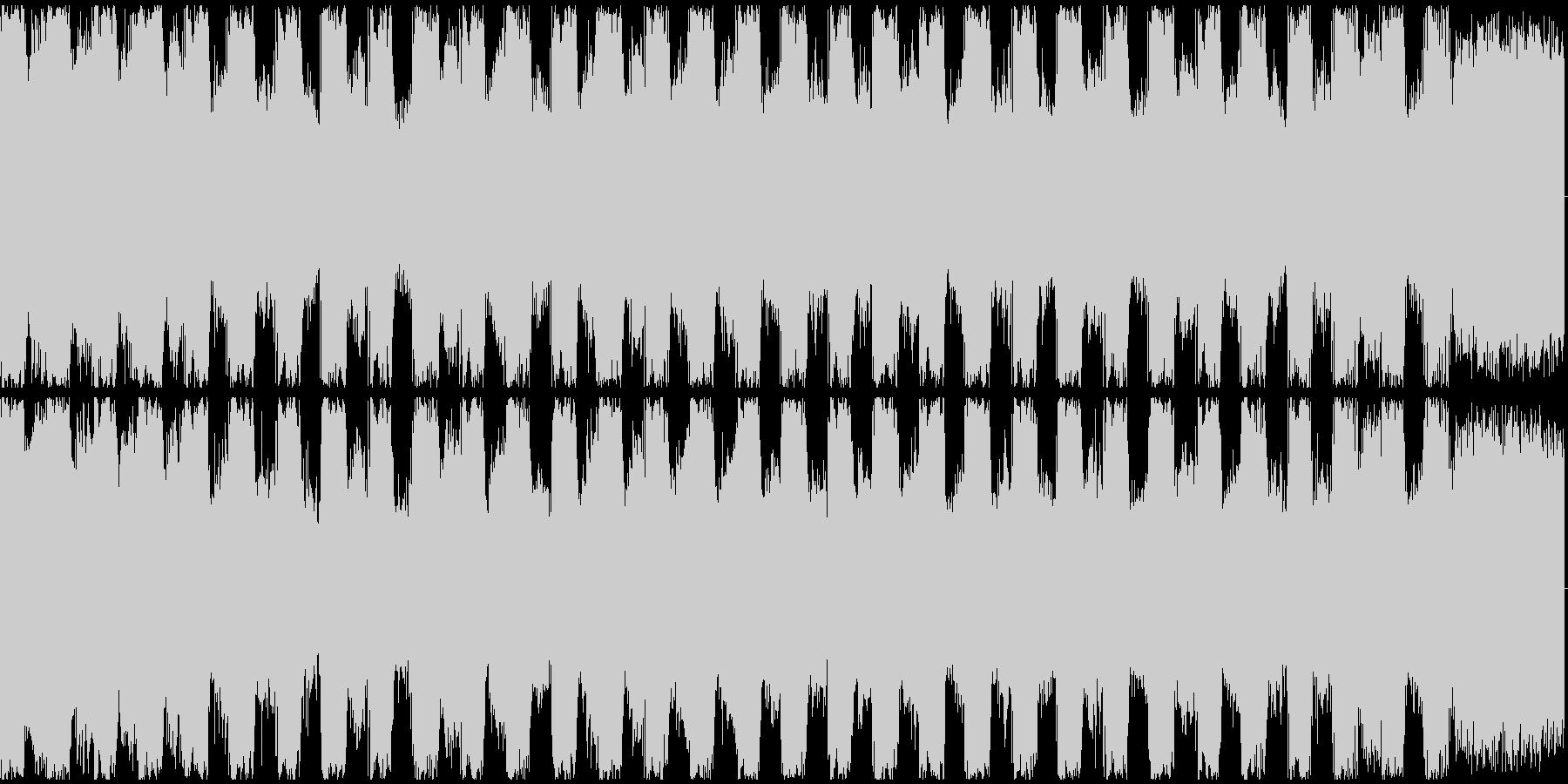 【フューチャーベース】ロング2ジングル4の未再生の波形