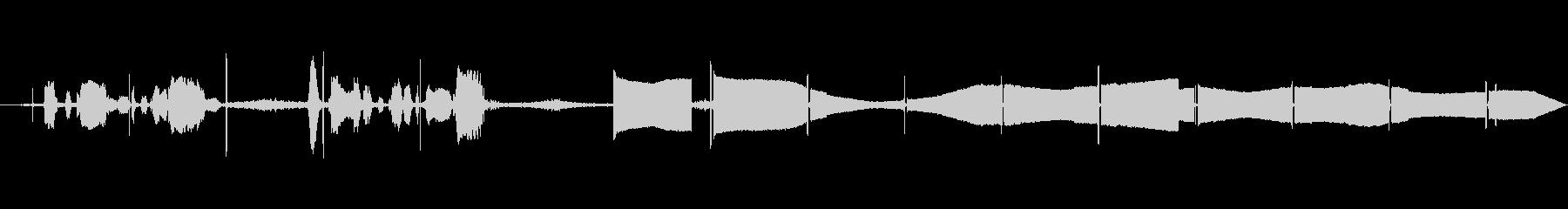 タイムシグナル、アメリカの電話の未再生の波形