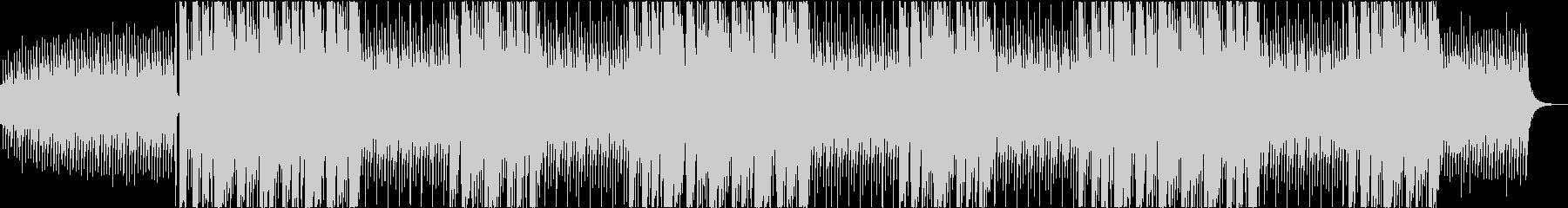 ギャングスタ系トラップビートの未再生の波形