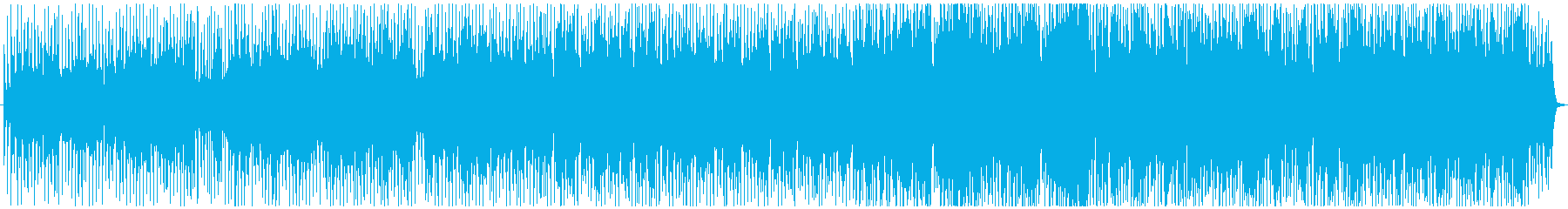 神秘的でクセになる打楽器とエスニックな笛の再生済みの波形