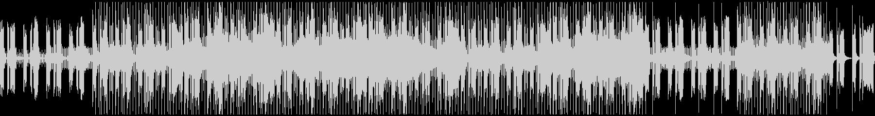 80's王道ハードロック風ギターリフの未再生の波形