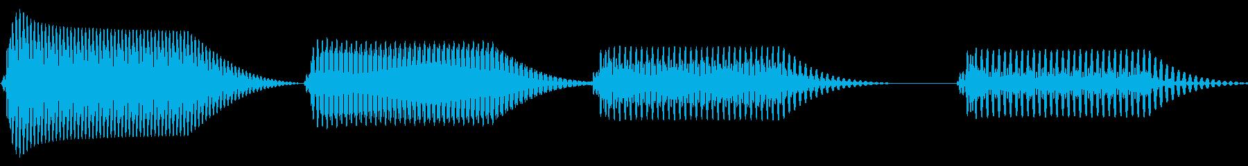 往年のRPG風 コマンド音 シリーズ15の再生済みの波形