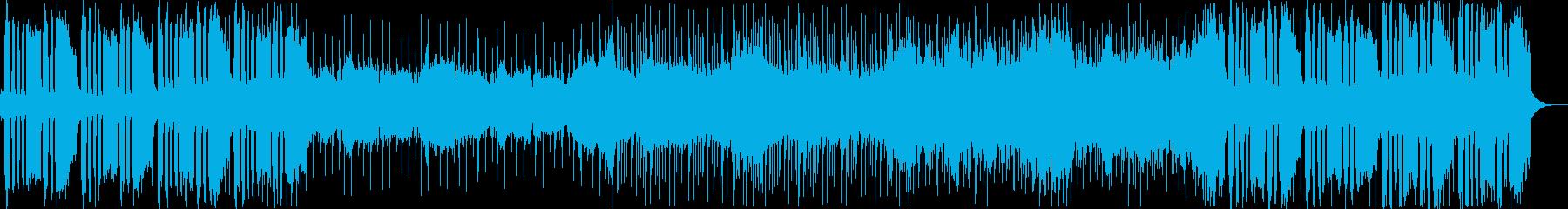 管楽器を中心とした爽やかなBGMの再生済みの波形