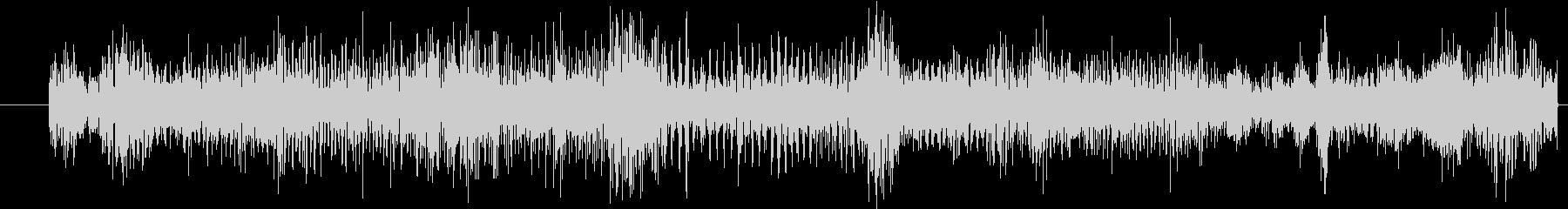 イメージ ボーカルグリッチ01の未再生の波形
