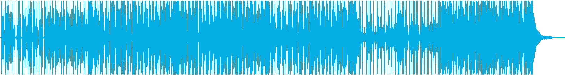 ティーン 民謡 アクティブ 明るい...の再生済みの波形
