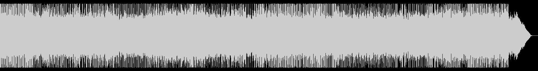 攻撃的な全編速弾きスピードメタルチューンの未再生の波形