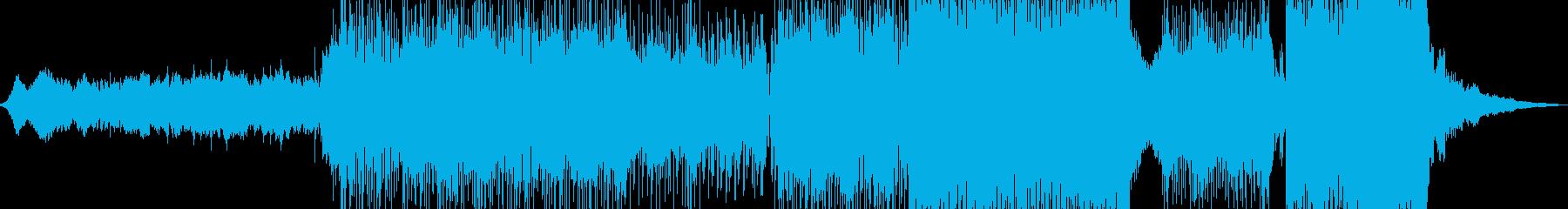 琴・演歌調ポップス&ロック +★の再生済みの波形