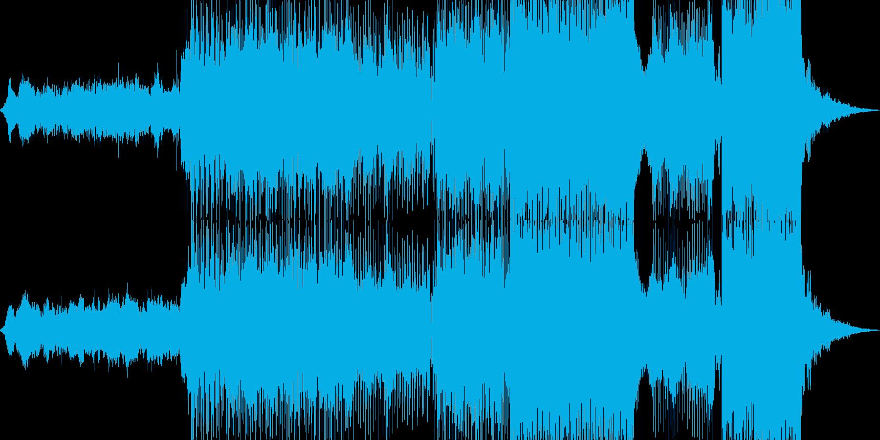 琴・演歌調ポップス&ロック ★Lの再生済みの波形